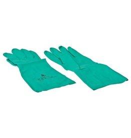 Handschoenen nitril - GROEN - MEDIUM