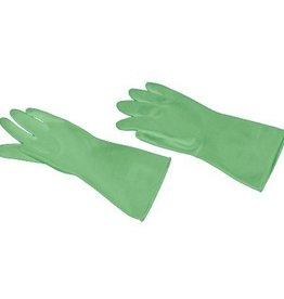 Handschoenen nitril - GROEN - EXTRA LARGE