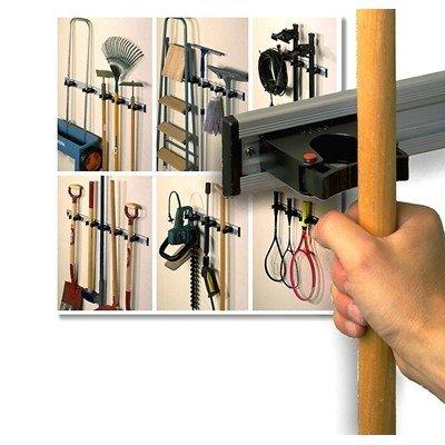 Système de suspension Toolflex avec 3 fixe-manches 20-30 mm et 2 fixe-manches 30-40 mm