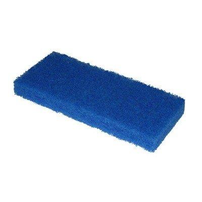 Tampon à récurer Scrubby - 10 x 15 x 2,5 cm - BLEU