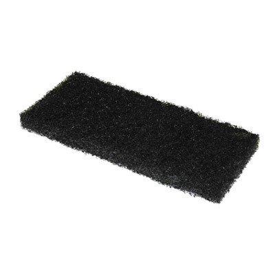 Tampon à récurer Scrubby - 10 x 15 x 2,5 cm - NOIR