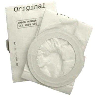 Sacs poussières Nilfisk GD10 (5 pièces) avec préfiltre