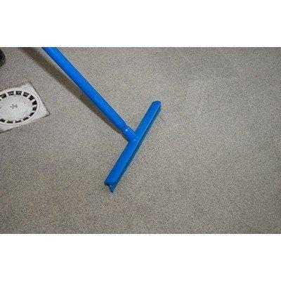 Eenbladige vloertrekker Boma Food - 50 cm - BLAUW