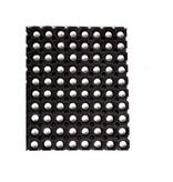Rubber ringmat 23mm - 100 x 150 cm