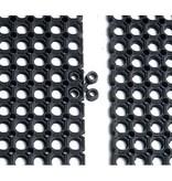 Tapis alvéolé en caoutchouc 23 mm - 100 x 150 cm