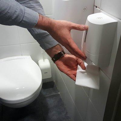 Toilethygiënepakket