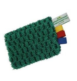 Greenspeed Handscrubby Flex - 14 x 10 cm - VERT