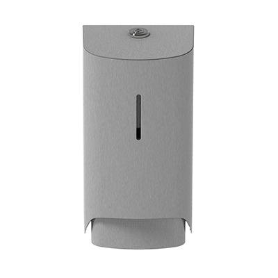 ADMIRE distributeur savon-mains - 400 ml - INOX