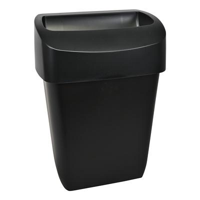 Admire afval-papierbak - 43 l - ZWART