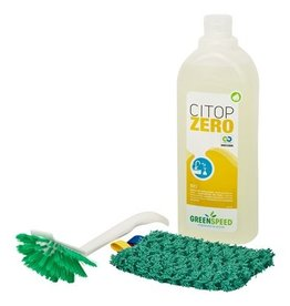 Ecologisch Keukenpakket Greenspeed