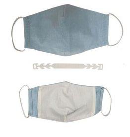 Masque de protection réutilisable BOMA - BLEU- sachet de 7 pièces