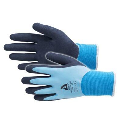 Gants de travail impeméables Pro-Water Grip - MEDIUM