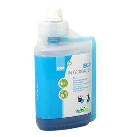 Flacon doseur Eco Interior 10 non-remplissable 20 ml Dosy Mono - 1 l