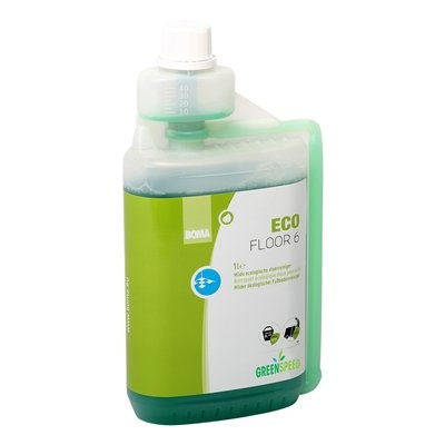 ECO Floor 6 niet navulbare doseerfles 20 ml Dosy Mono - 1 l