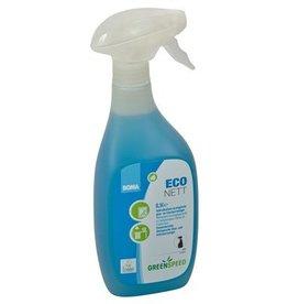 ECO Nett glas- en interieurreiniger - 500 ml