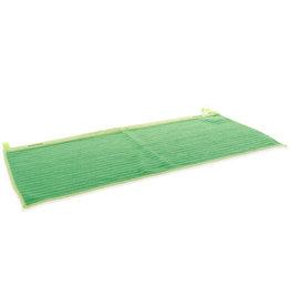 Greenspeed Hydra Slide serpillière en microfibre - 54 x 25 cm - VERTE
