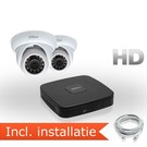 Dahua HD IP Pakket 2 Camera's incl. installatie