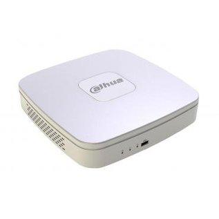 Dahua NVR4104-P - 4 Kanalen NVR Harddisk recorder