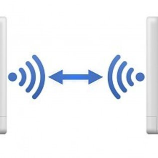 CCTV huismerk Point 2 Point wifi zender pakket
