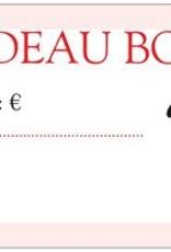 Cadeaubon-€25.-