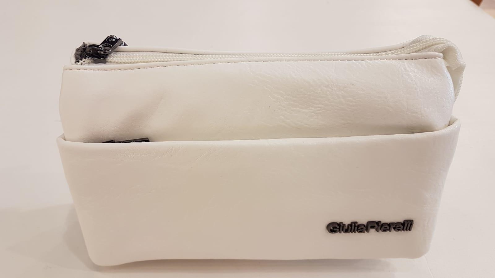 Giulia Pieralli Bianco Tas 3001#