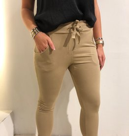 WENDY TRENDY Joggingbroek  Camel