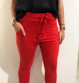 WENDY TRENDY Jogginghose Rot