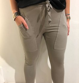 WENDY TRENDY Jogginghose Taupe