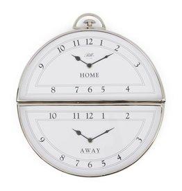 Rivièra-Maison Brooklyn Double Wall Clock
