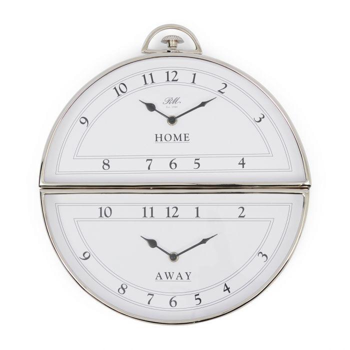 Rivièra-Maison Rivièra Maison Brooklyn Double Wall Clock