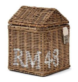 Rivièra-Maison RM Rustic Rattan RM 48 Tissue Box