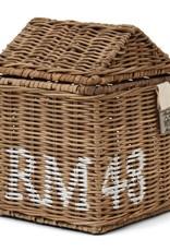 Rivièra-Maison Rivièra Maison Rustic Rattan RM 48 Tissue Box