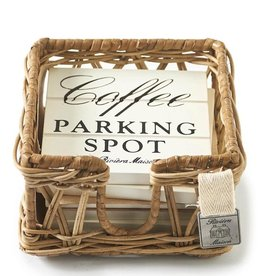 Rivièra-Maison RM Parking Spot Coasters