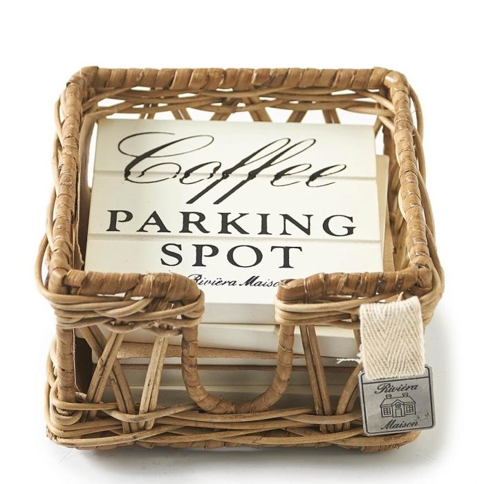 Rivièra-Maison Rivièra Maison Parking Spot Coasters