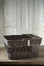 Rivièra-Maison Rivièra Maison Rustic Rattan Shopping Basket