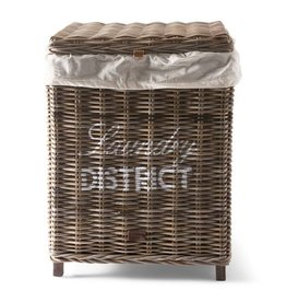 Rivièra-Maison RM Rustic Rattan Laundry District Basket