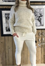 WENDY TRENDY WENDY TRENDY Jogginghose Off White // Ecru  H139-68139