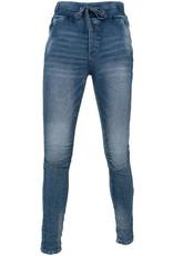 Melly & Co Jog jeans MC blå
