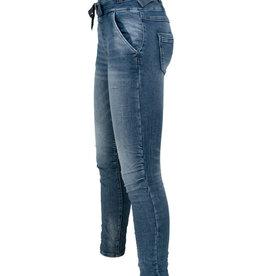 Melly&Co Jog jeans MC blauw