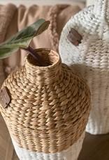 Rivièra-Maison Rivièra Maison Water Hyacinth Vase white