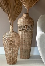 Rivièra-Maison Rivièra Maison Rustic Rattan Weave Vase