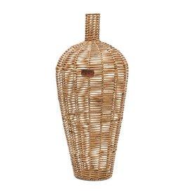 Rivièra-Maison Rustic Rattan Weave Vase