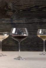 Rivièra-Maison Rivièra Maison With Love Red Wine Glass