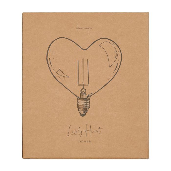 Rivièra-Maison Rivièra Maison Lovely Heart Led Bulb 460310