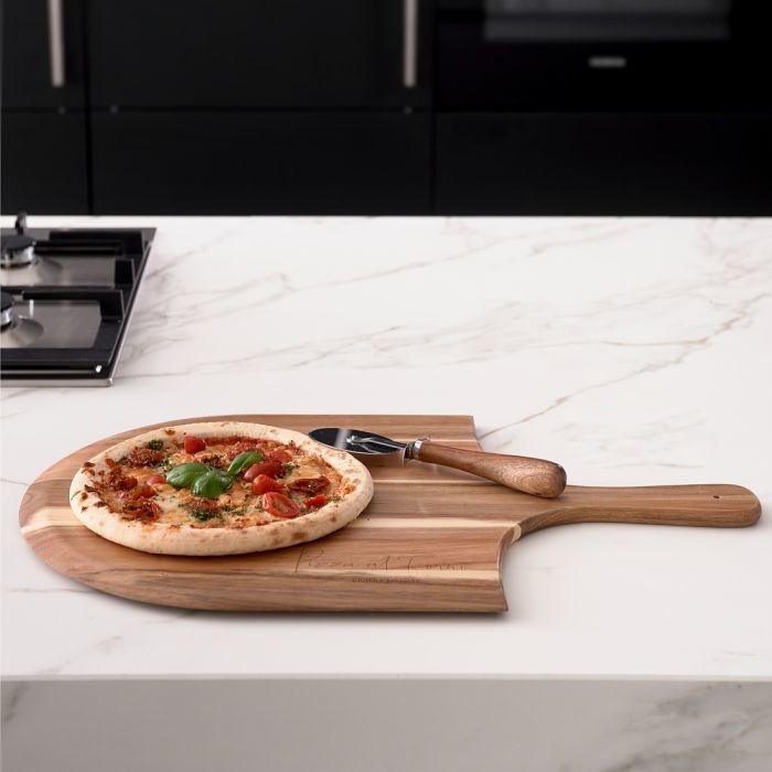 Rivièra-Maison RIVIÈRA MAISON  Pizza Platter With Cutter