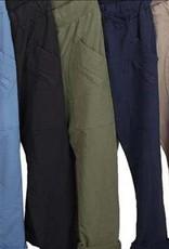 WENDY TRENDY WENDY TRENDY Joggingbroek Leger groen  H0065-68139 -12