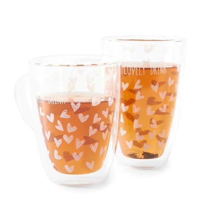 Rivièra-Maison Rivièra Maison Lovely Drinks Double Wall Glass L 432550