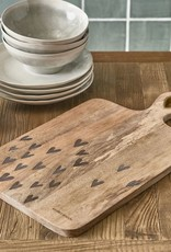 Rivièra-Maison Rivièra Maison Happy Hearts Chopping Board