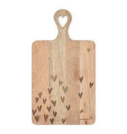 Rivièra-Maison RM Happy Hearts Chopping Board
