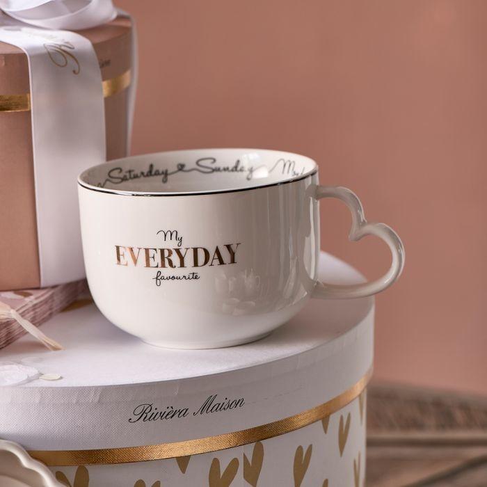 Rivièra-Maison Rivièra Maison My Everyday Favourite Soup Bowl